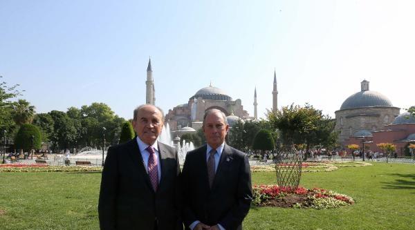 Bloomberg'ten İstanbul Turu