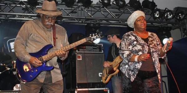 Blues Müziğinin Ünlüleri Hatay'da Sevenleriyle Buluştu