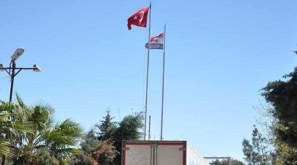 Bm'nin Yardım Tır'ları Nusaybin Üzerinden Suriye'ye Gidiyor