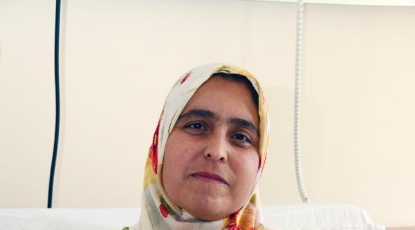Böbrek Hastası Akgül'ün Yüzü 10 Yıl Sonra Güldü