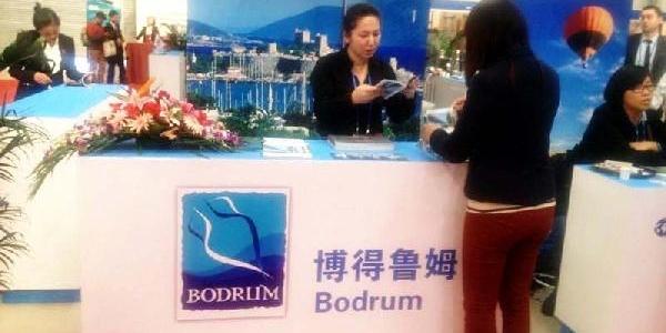 Bodrum, 30 Ülkede Daha Tanitilacak