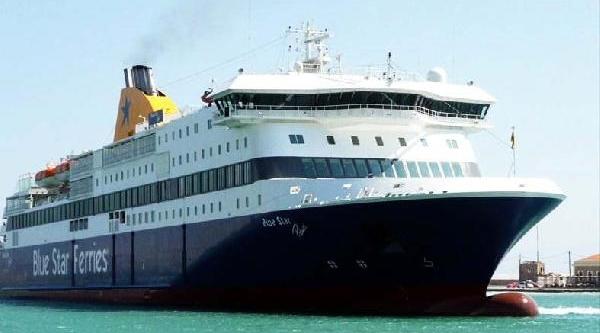 Bodrum Açiklarindaki Yolcu Gemisinde Bomba Alarmi