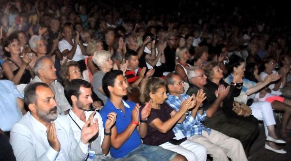 Bodrum Bale Festivalinde 'tango's Sahnelendi