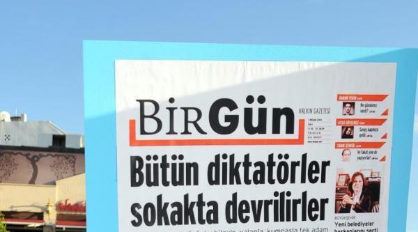 Bodrum Gezi'nin Yıldönümünü Unutmadı