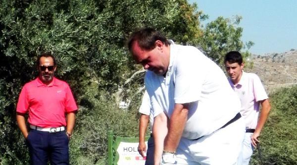 Bodrum'a Golf Turnuvası