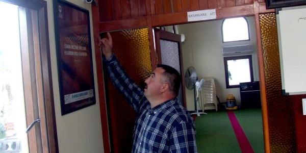 Bodrum'Da 3 Camiye Hirsiz Girdi