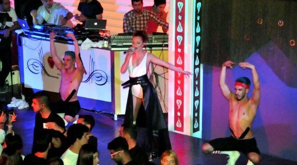 Bodrum'da Alexandra Stan Konseri