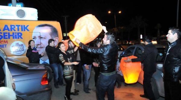 Bodrum'da Başbakan Erdoğan'ın Doğum Günü Kutlandı