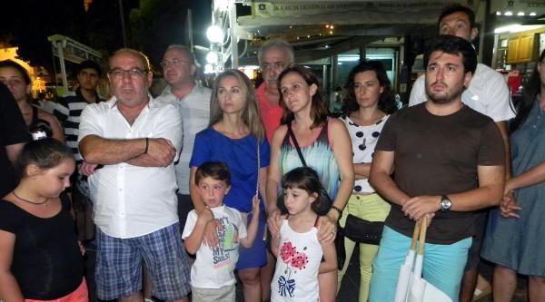 Bodrum'da Depreme Duyarlılık Yürüyüşü