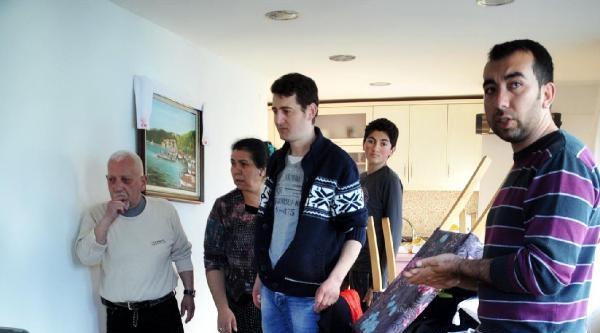 Bodrum'da İsale Hattı Patladı, 30 Ev Ve İşyerini Su Bastı