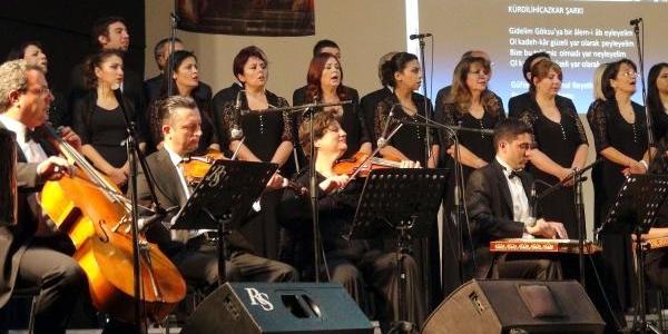 Bodrum'da 'kurtuluş Seyri' Konseri