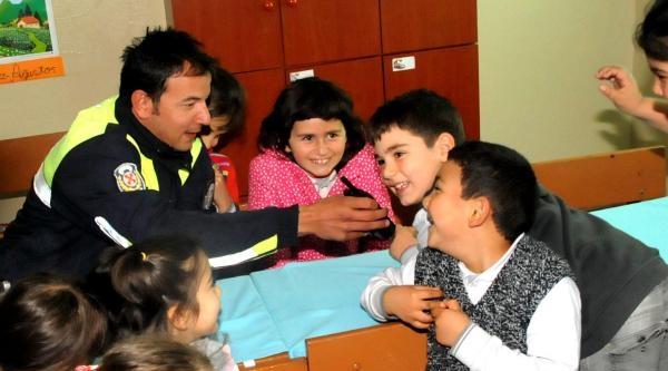 Bodrum'da Polis Kaçtı, İlkokul Öğrencileri Kovaladı