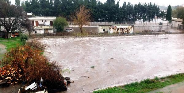 Bodrum'Da Sağanak Yağmur Kabusu Bitmedi
