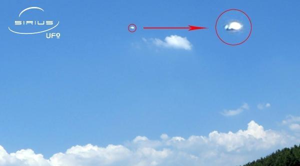 Bodrum'da Ufo Gözlemleri Arttı