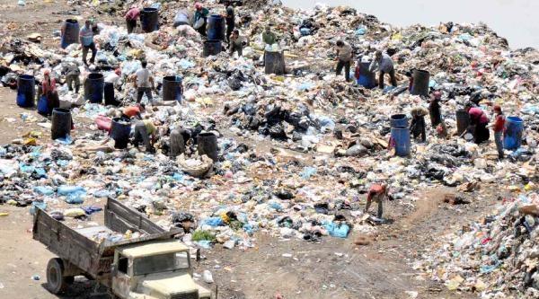 Bodrum'da Vahşi Çöp Depolama Tepkisi