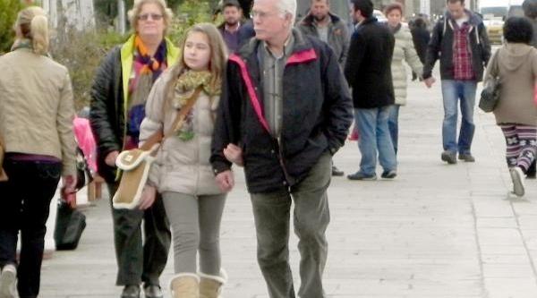 Bodrum'Da Yilbaşi Hareketliliği Başladi