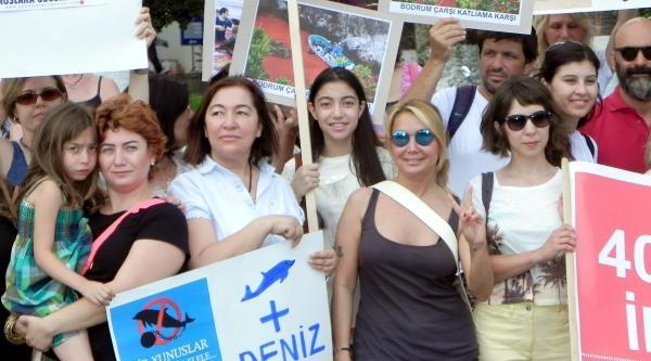 Bodrum'da Yunus Parkın Kapatılması İçin 40 Bin İmza