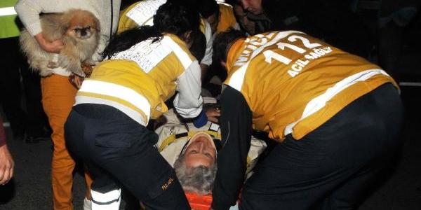 Bodrum'daki Kazada Can Pazari