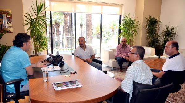Bodto Üyeleri İşyeri Fazlalığından Yakındı