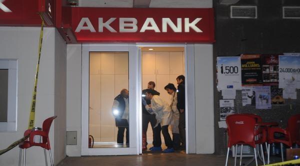 Boğaziçi Üniversitesi'Nde Banka Soygunu