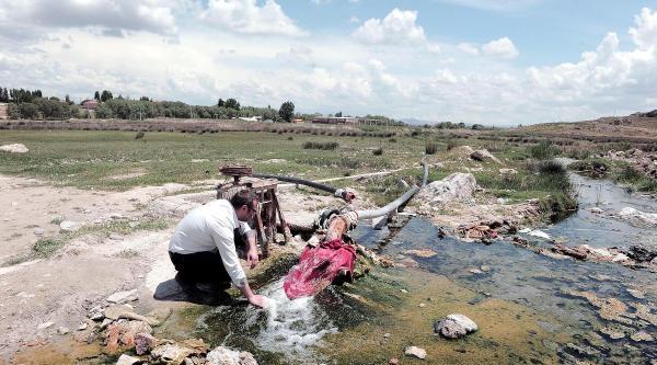 Boğazlıyan'da Boşa Akan Jeotermal Kaynak Ekonomiye Kazandırılacak
