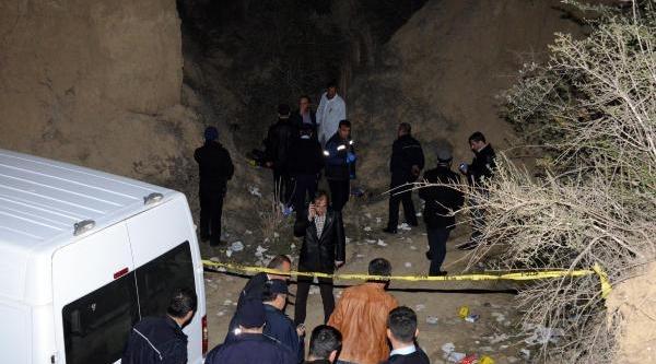 Boğularak Öldürülen Kadinin Katili Eşi Çikti