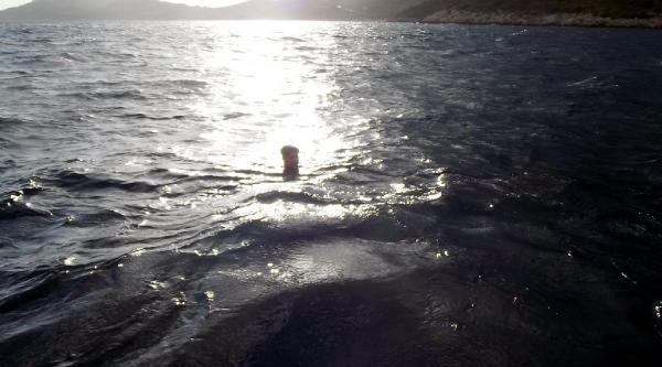 Boğulmak Üzere Olan Genci Sahil Güvenlik Kurtardı