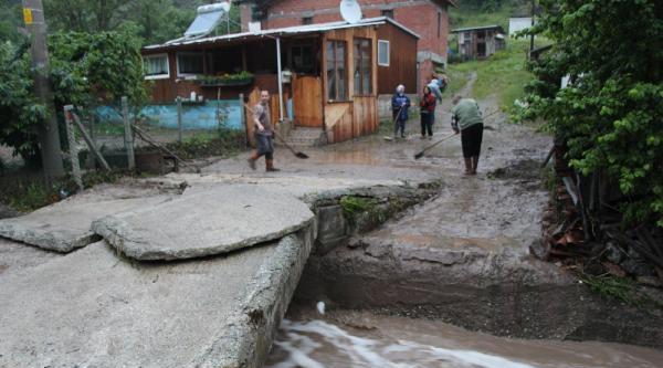 Bolu'da 5 Köy Sular Altında Kaldı