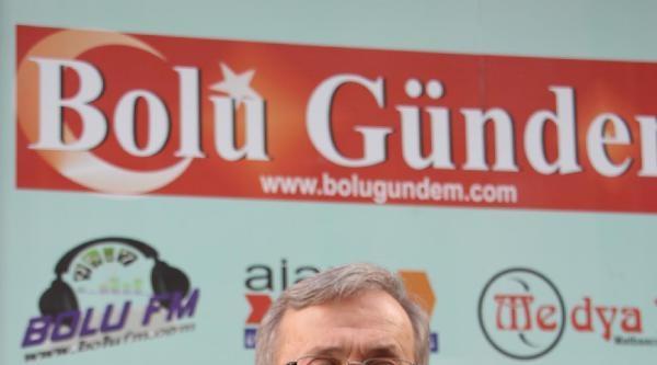 Bolu'da Gazete Kapatmaya Kalkışan Başkan, Şimdi 'provokasyon' Dedi