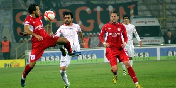 Boluspor - Adanaspor Fotoğraflari