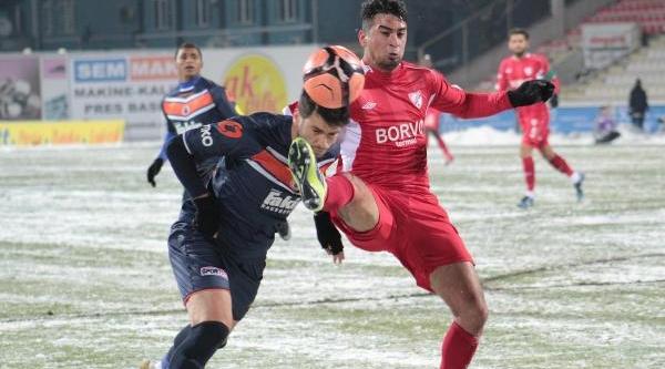Boluspor - Büyükşehir Belediyespor Fotoğraflari