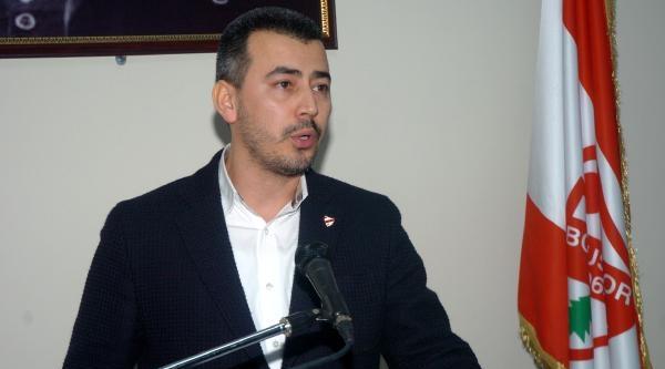 Boluspor'a Genç Başkan