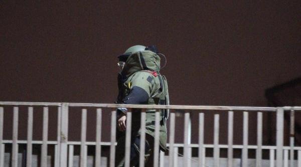 Bomba Süsü Verilmiş Paket Polisi Alarma Geçirdi