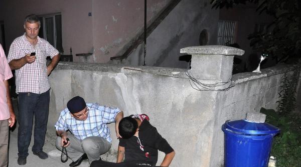 Bonzai İçen Genç Sokakta Bayıldı