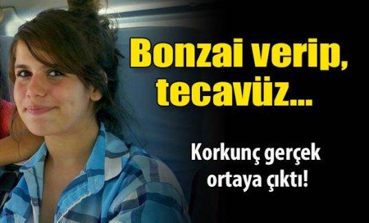 Bonzai verip tecavüz ettiler!