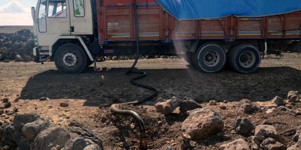 Boru Hattindan Petrol Çalan 2 Kişi Tutuklandi