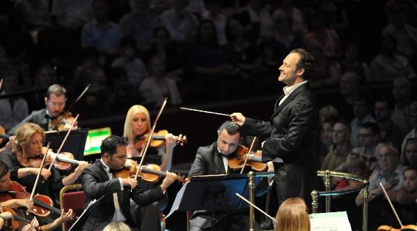 Borusan Orkestrası Londra'da Konser Verdi