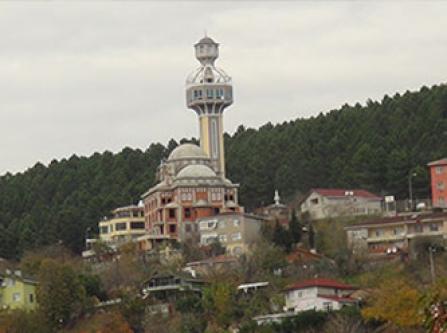 Böyle Cami Minaresi Görülmedi