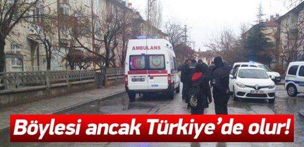 Böylesi ancak Türkiye'de olur!