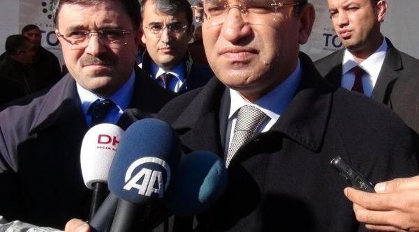 Bozdağ: Ömer Dinçer Imzali Evrak, 2004 Yilinda Mgk'da Alinan Kararla Ilgili Değil