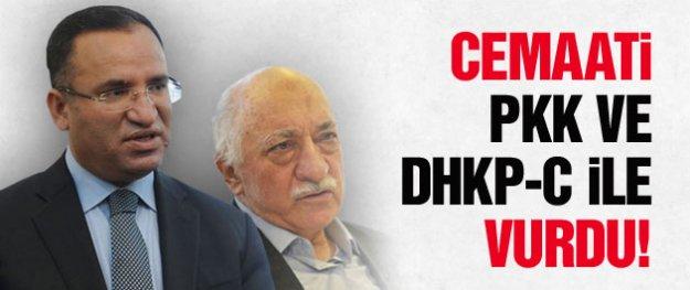 Bozdağ'dan cemaati çıldırtacak PKK örneği!