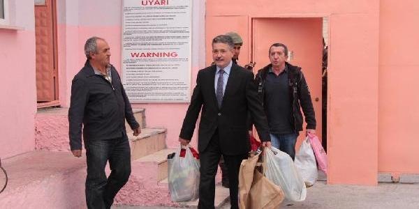 Bozüyük Belediye Başkani Ahmet Berberoğlu Tahliye Oldu
