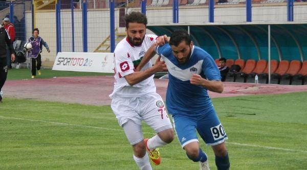 Bozüyükspor-diyarbakır Büyükşehir: 0-1