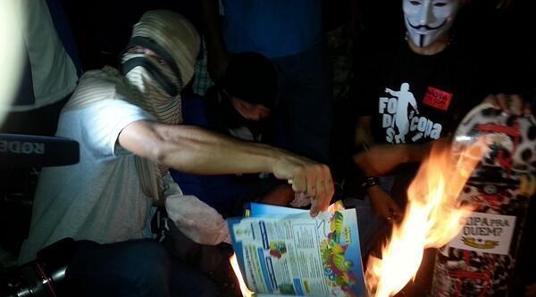 Brezilya, Kupa Karşıtı Gösterilerle Sarsılıyor