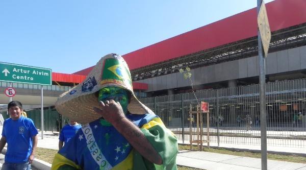 Brezilya'da Dünya Kupası Cuşkusu
