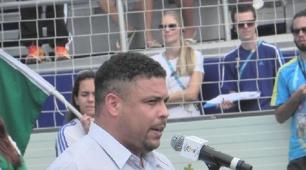 Brezilya'da Düzenlenen Futbol İçin Umut Festivali Başladı