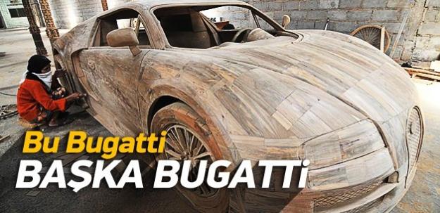Bu Bugatti, başka Bugatti