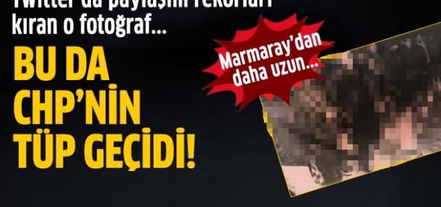 BU DA CHP'NİN TÜP GEÇİDİ !