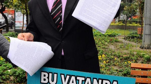 Bu Kez De Ihram Giyip Ankara'Ya Gidecek