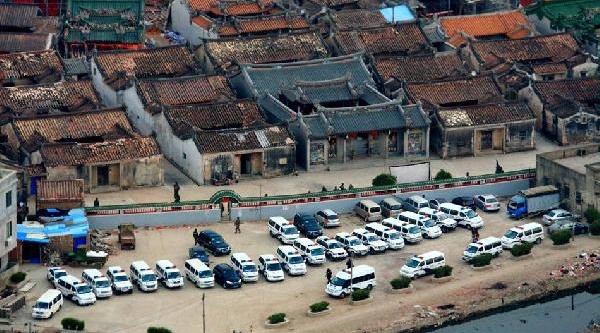 Bu Köyü Üç Bin Polis Basti